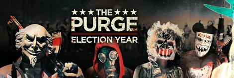 [Videociety] PURGE 3 - Election Year zum Leihen für