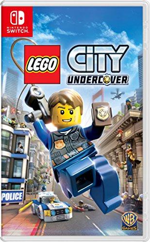 [amazon.de] Lego City Undercover Nintendo Switch 38,98 €