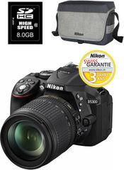 [Schweiz][digitec.ch] Nikon D5300 18-105mm inkl. 8GB Speicherkarte und Tasche (24.20MP, 6FPS, WLAN)