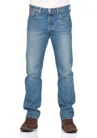 """Levi's Herren Jeans 501 Original Fit """"The Ben"""" in nahezu allen Größen für 53,85€ statt 86€ @Jeans Direct"""