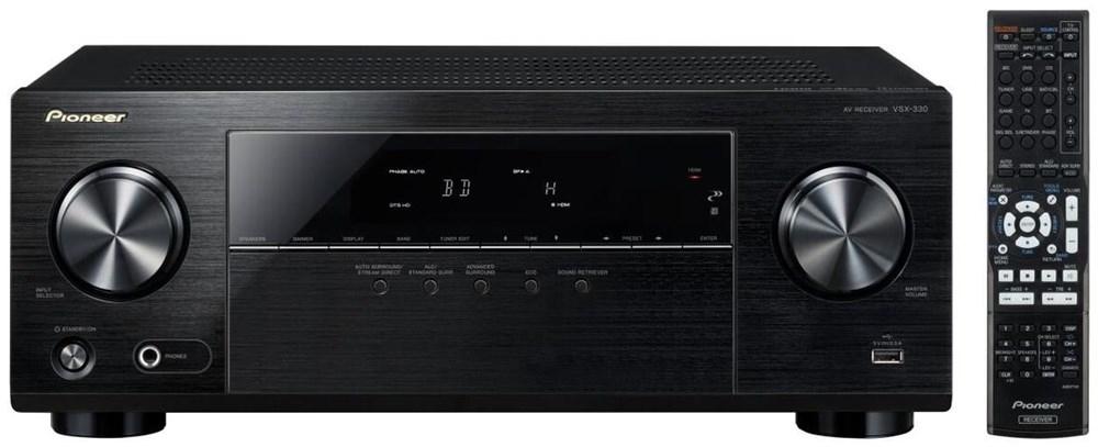 [Expert] Pioneer VSX-330-K 5 Kanal AV-Receiver