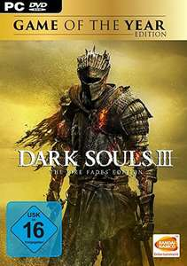Dark Souls III: The Fire Fades – Game of the Year Edition (Steam) für 32,49€ (SCDkey)