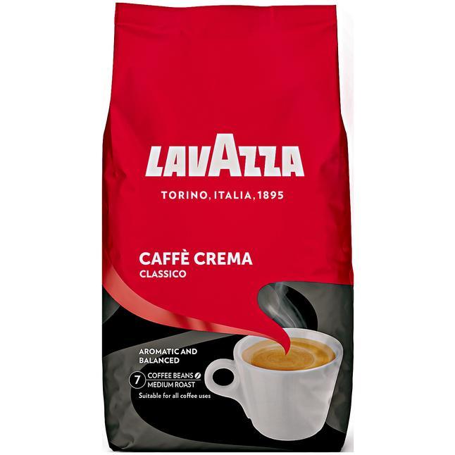 [Rossmann - Filialen vor Ort ab 02.05.] Lavazza Café Crema Classico 1 kg