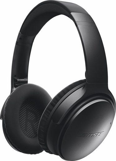 BOSE QuietComfort 35 Noise Cancelling Over-Ear Kopfhörer [269,99 für Neukunden]
