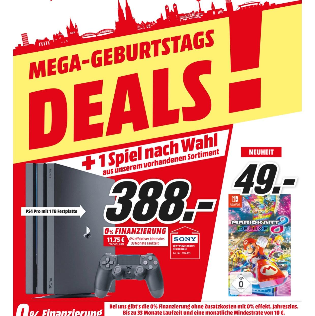 [Lokal Media-Markt Köln Marsdorf] Mario Kart 8 Deluxe (Switch)