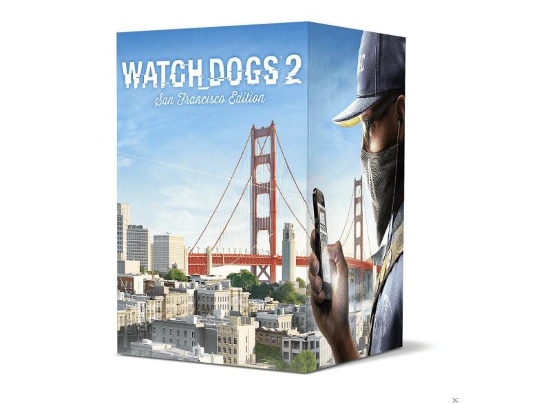 Watch Dogs 2 - San Francisco Edition (PS4 / XBO) für 27€ versandkostenfrei [Saturn]