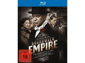 Boardwalk Empire: Komplettbox (Bluray) für 39,99€ versandkostenfrei [Saturn]
