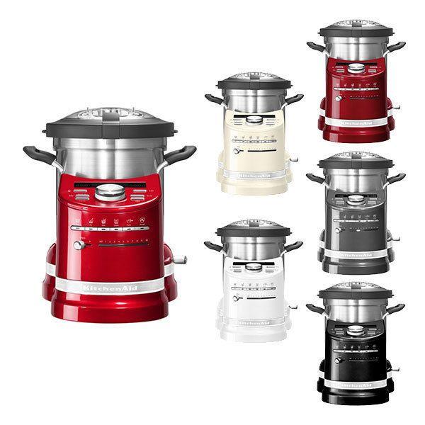 [Ebay] Cook Processor / Thermomix Klon von KitchenAid / Artisan 5KCF0103E 4,5 Liter Thermo-Kocher / etwa 40% unter PVG