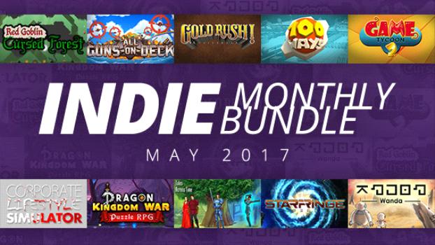 Indie Monthly Bundle: mayo 2017 (Steam) für 1€ [GMG]