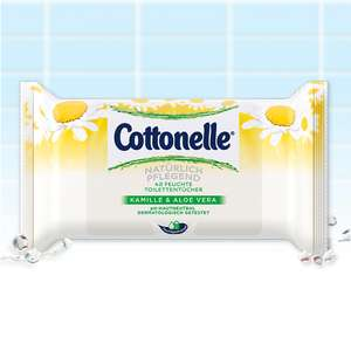 Cottonelle Feuchtes Toilettenpapier (beliebig) für 1,11€ bei Kaufland & 0,50€ Coupon
