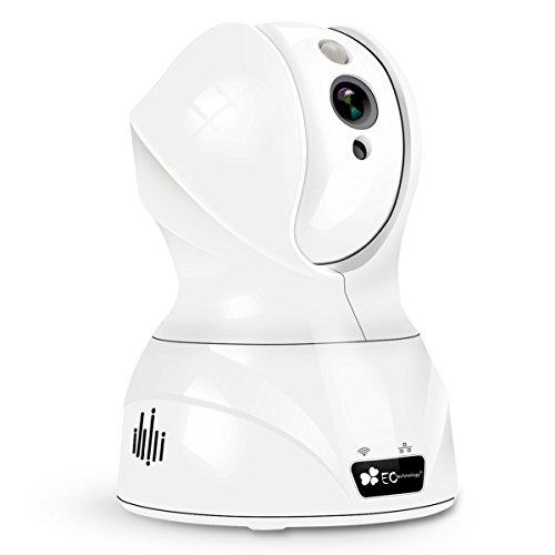720P HD Wlan IP Kamera mit Bewegungserkennung und 2 Wege Audio