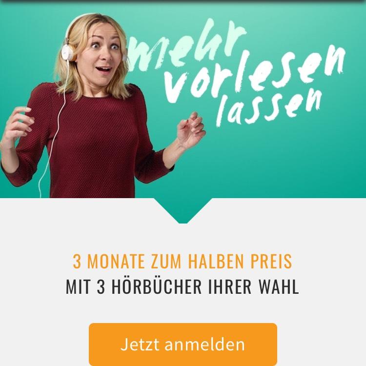 [Bestandskunden] Audible - 3 Monate für 4,95€/Monat