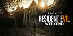 Humble Store: Resident Evil Weekend z.B Resident Evil 5 Gold Edition​ für 12,87€, Resident Evil: Revelations 2 Deluxe Edition für 14,99€ uvm.