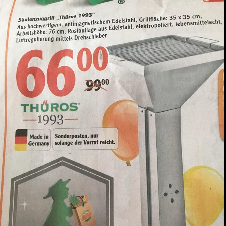 "Lokal Erfurt - Thüros Grill ""Thüros 1993"""