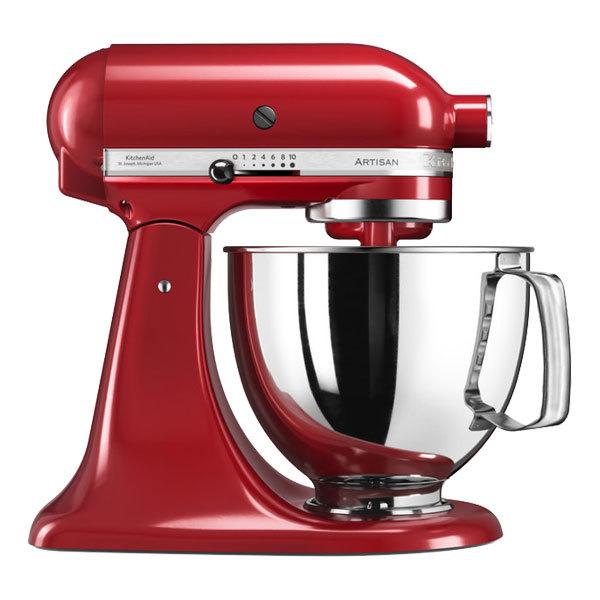 [eBay] KitchenAid ARTISAN (Rot, Creme, Schwarz, Silber) für EUR 349 | B-Ware