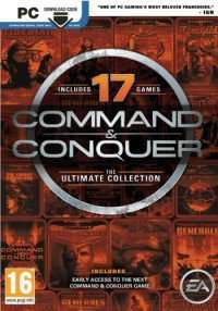 Command & Conquer: Ultimate Collection (Origin) für 3,18€ [CDKeys]