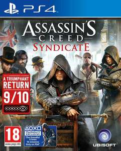 Assassin's Creed: Syndicate (PS4) für 15,85€ inkl. VSK (MyMemory)