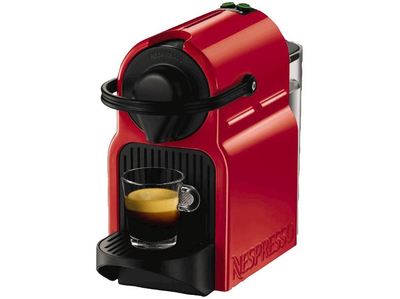 Saturn (online & offline) - Nespresso Krups Kapselmaschine XN 1005 oder 1001 - inkl. 40€ Guthaben, effektiv -1€