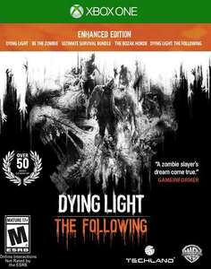 Dying Light: The Following Enhanced Edition (Xbox One) für 16,92€ (MyMemory)