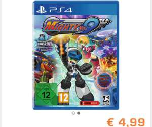 MIGHTY NO.9 - RAY-EDITION - PLAYSTATION 4 für 4,99,- oder Homefront PS4/ Xbox One für 9,99€ per Abholung [ Saturn ]