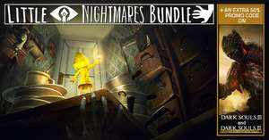 [indiegala] Little Nightmares Bundle (DeadCore, Attractio, Ridge Racer Unbounded, ...)
