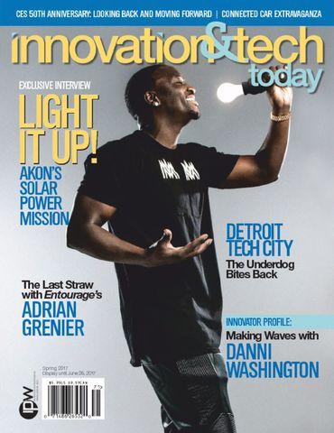 1 Jahr Innovation & Tech Today Magazine kostenlos lesen (Englisch, digital)