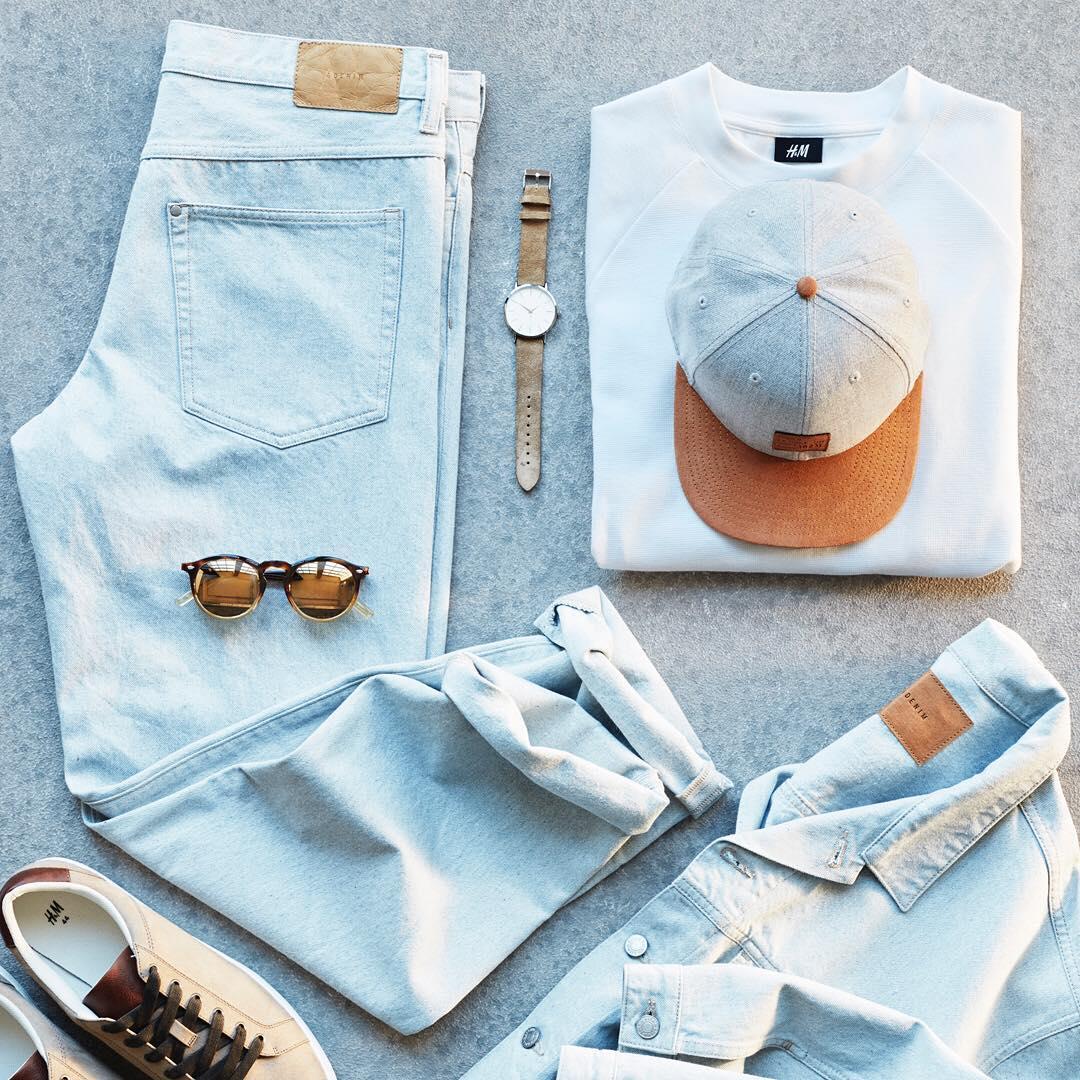 Kostenloser Standardversand bei H&M bis 7.5.2017 + 20% auf ausgewählte Basics und Jeans bis 9.5.