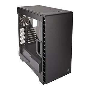 [Amazon Blitzangebot] Corsair Carbide Series 400C Midi-Tower PC-Gehäuse mit Seitenfenster