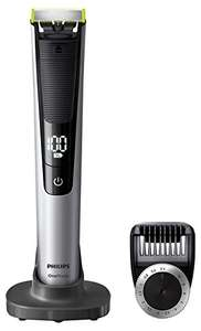 Philips Herrenrasierer OneBlade Pro QP6520/30, Akku, Wet&Dry, LED Display, Präzisions-Trimmer inkl. Vsk für ca. 59 € > [amazon.uk]