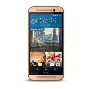HTC One M9 Prime Camera Edition gold