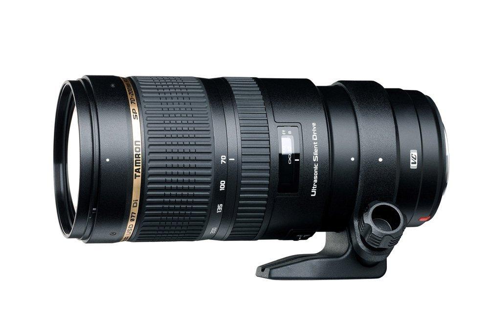 Tamron SP 70-200mm f2.8 Di VC USD (Canon EF & Nikon F) für 950,32€ [Amazon.it]