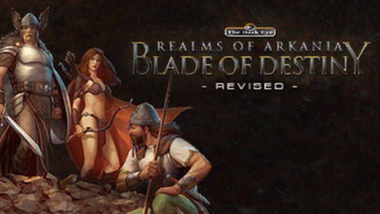 (Steam - Bundlestars) Realms of Arkania: Blade of Destiny Remake