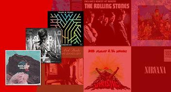 """Vinyl-Aktion """"2 für 22"""" mit Beginner, Cash, Blink 182, Stones... {MediaMarkt.de}"""