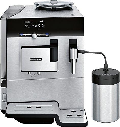 Amazon.IT: Siemens Kaffeevollautomat EQ.8 600