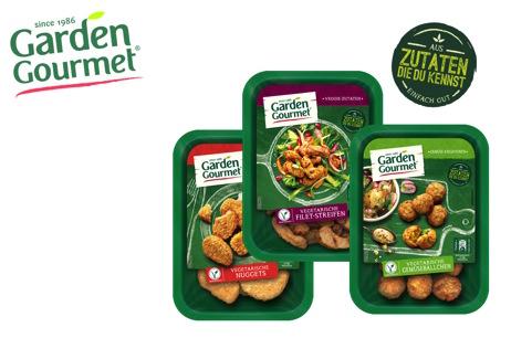 [Scondoo] Garden Gourmet 100% sparen