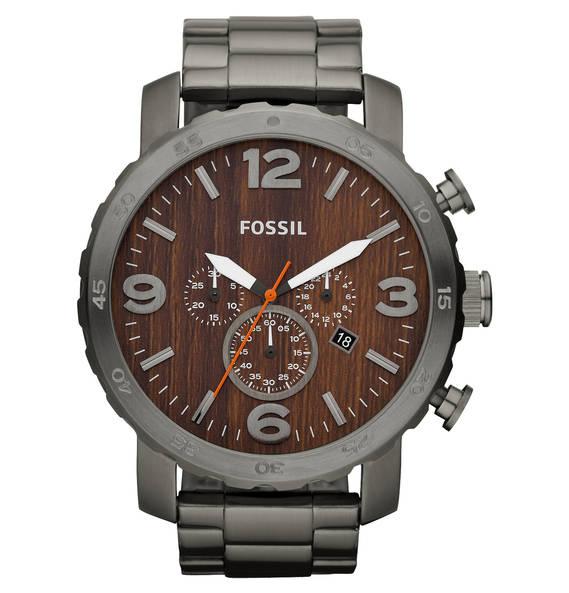 [Galeria Kaufhof + Amazon] Fossil JR1355 Herren Edelstahl-Chronograph für 79,99€ incl. Versand!