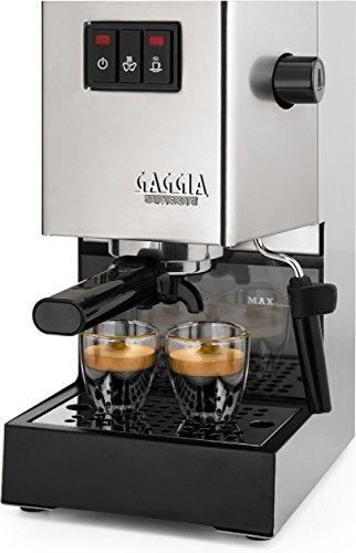Gaggia Classic RI9403/11 Siebträger Espressomaschine für 190,22€ [Amazon.it]