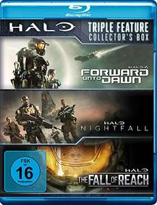 Halo - Triple Feature Collector's Box Limited (Blu-ray) ab 9,99€ (Amazon Prime)