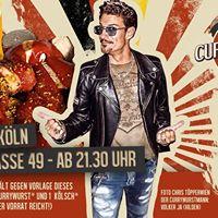 Der Currywurstmann spendiert lecker Wurst und Kölsch am 6.5.17 in Köln [LOKAL]