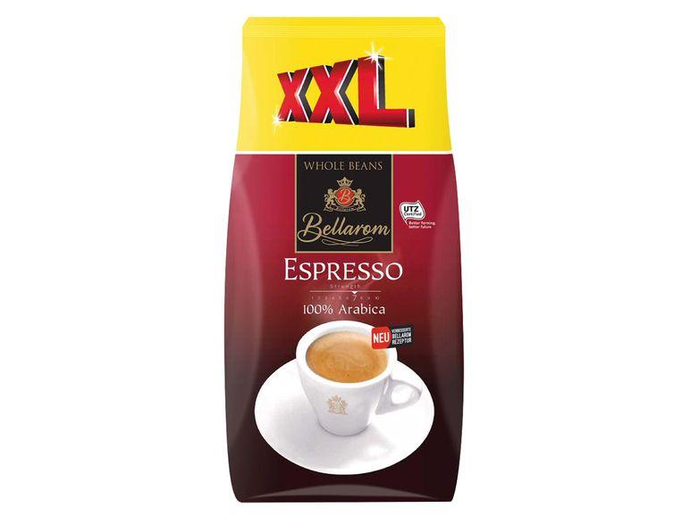 [LIDL] BELLAROM Espresso ganze Bohne 1,2kg für 7,99