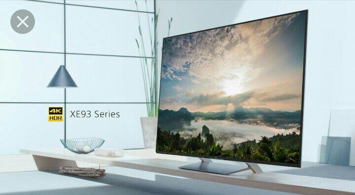 Modell 2017 Sony 65XE9305 bei Media Markt Gründau Lieblos für Euro 2895,- uvp liegt bei Euro 3699,-