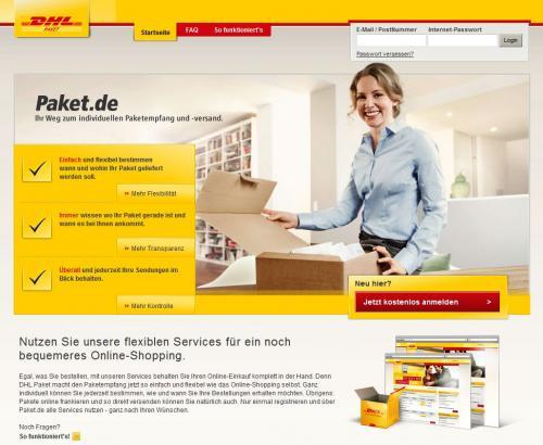 Bei paket.de registrieren, Sendungen verfolgen und 2,40 € Cashback bekommen