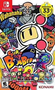 [Amazon.com] Nintendo Switch Super Bomberman R