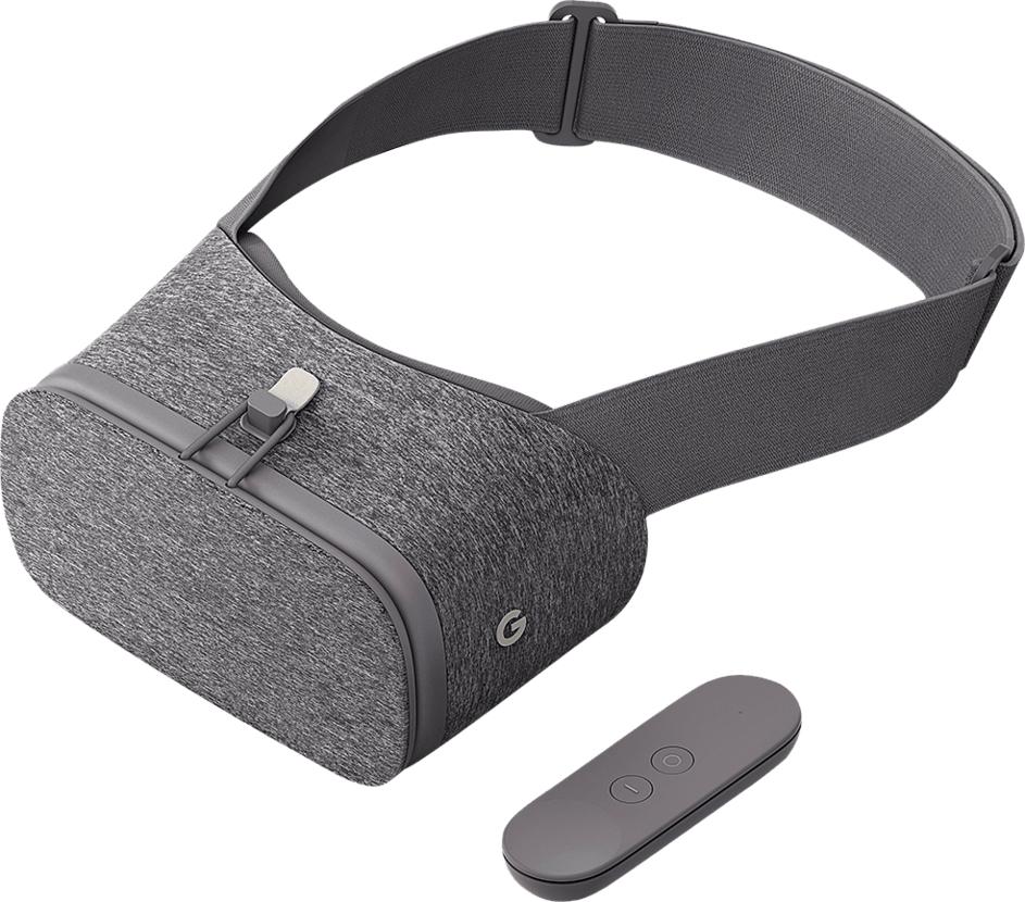 Daydream View. VR-Headset by Google Telekom.de