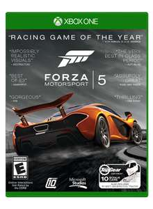 [Xbox Deals with Gold] Forza Motorsport 5 - Racing GOTY-Edition für 7,50€, Mega Man: Legacy Collection für 6€ u.a. Angebote