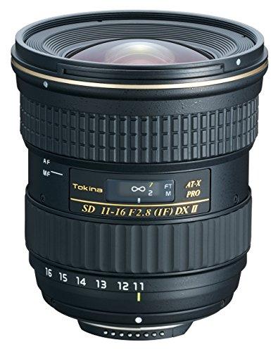 [amazon.fr] Tokina AT-X 11-16mm f/2,8 Pro DX II Ultraweitwinkelzoom-Objektiv (77 mm Filtergewinde) für Nikon F oder Canon EF-S