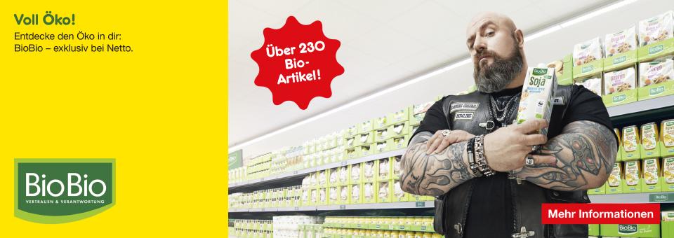 [Netto Discount] Nur heute: Gurken, Klasse 1, Niederlande für 0,29 €