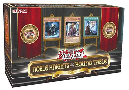 [Amazon]  Konami 44056 - Yu-Gi-Oh Noble Knights Round Table Box, Sammelkarten, Deutsch