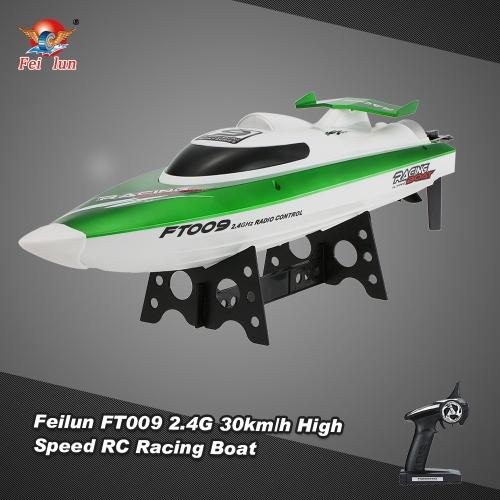Ferngesteuertes Rennboot bis zu 30km/h und bis zu 150 Meter Reichweite mit Rabattcode