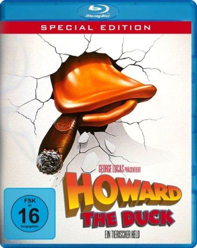 Howard the Duck - Ein tierischer Held (Blu-ray Special Edition) für 8,97€ (Amazon Prime + Saturn)